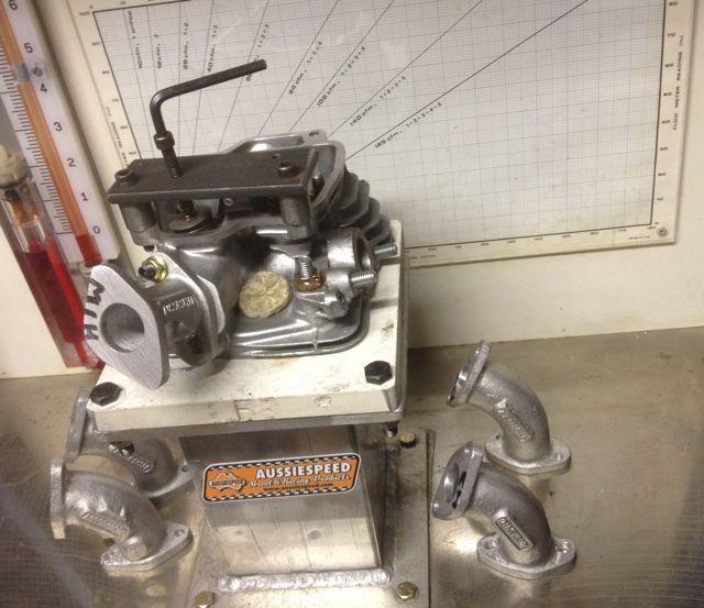 subaru-kart-manifold-straight
