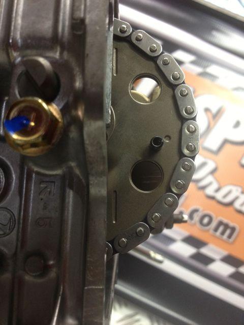 camshaft timing, valve timing subaru and robin small engine